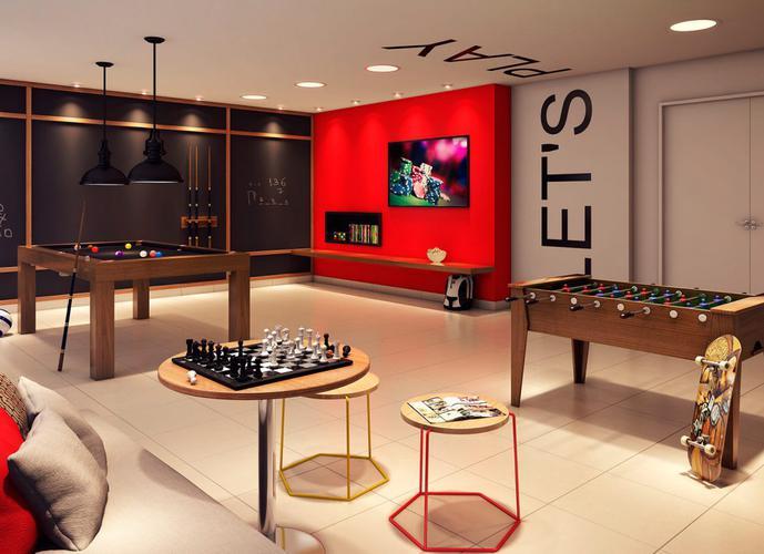 Apartamento em Vila Galvão/SP de 42m² 2 quartos a venda por R$ 220.000,00