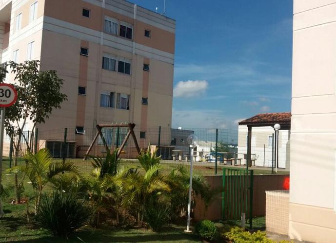Apartamento em Cotia, com varanda, 02 dormitórios e 01 vaga!!!