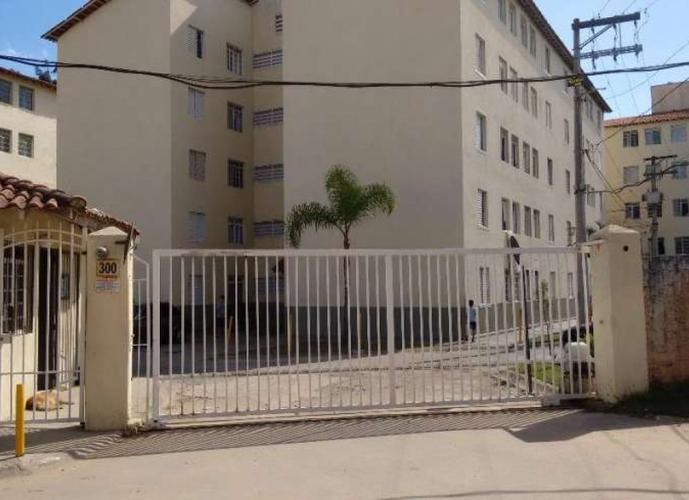 Apartamento em Chácara Roselândia/SP de 48m² 2 quartos a venda por R$ 125.000,00