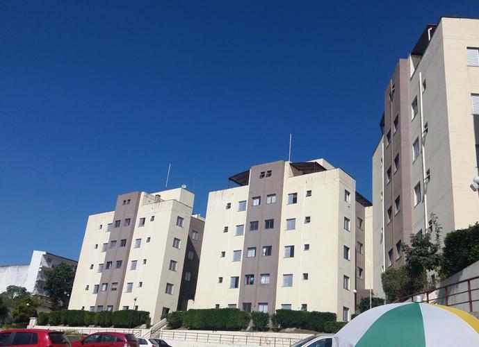 Apartamento com varanda - 02 quartos - 01 vaga - Centro - Cotia/SP!