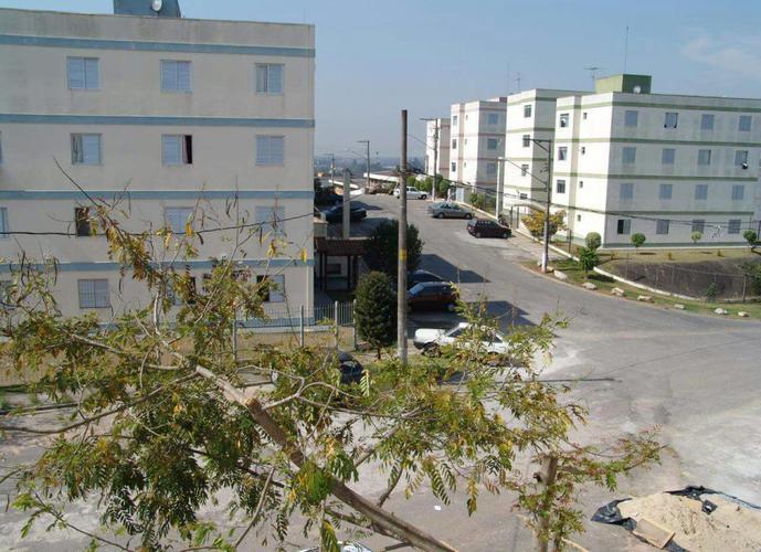 Apartamento em Cotia - 02 dorms c/ 60 m2 e 02 vagas - Apenas R$ 155 mil!