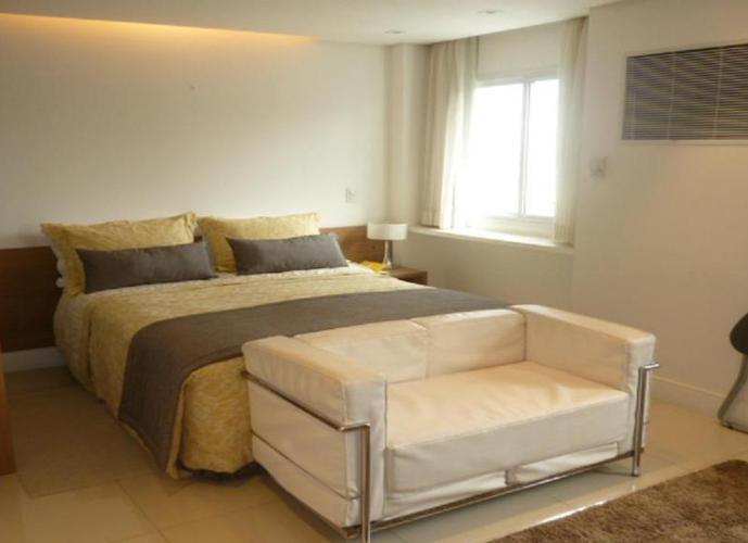 Flat em Jardins/SP de 40m² 2 quartos para locação R$ 4.136,00/mes