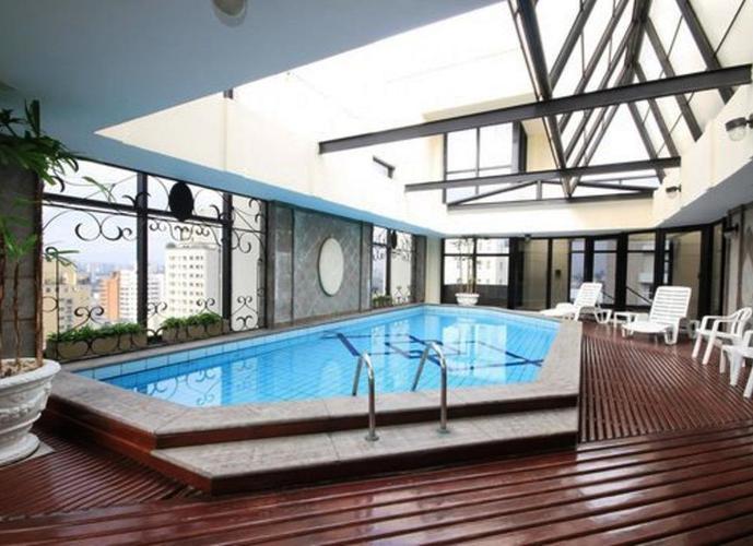 Flat em Jardim Paulista/SP de 30m² 1 quartos para locação R$ 3.000,00/mes