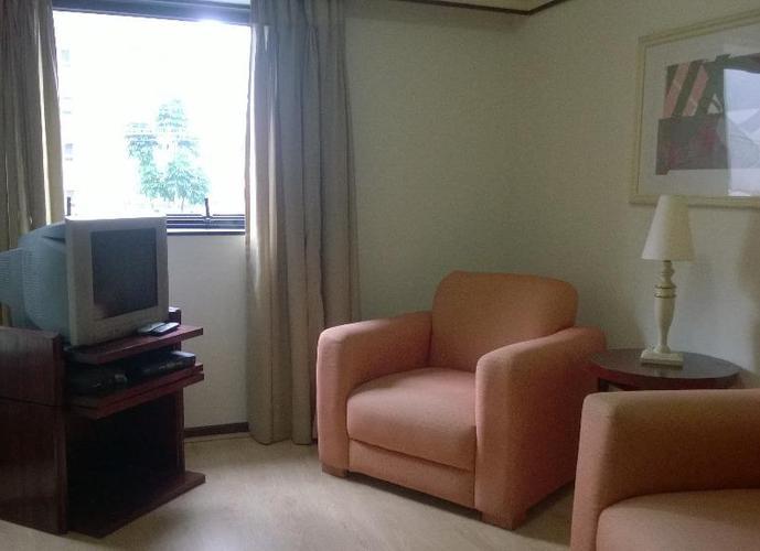 Flat em Jardim Paulista/SP de 30m² 1 quartos para locação R$ 1.553,00/mes