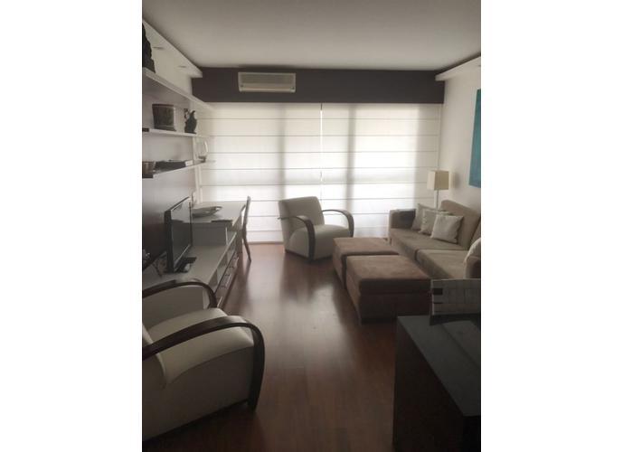 Flat em Paraíso/SP de 60m² 1 quartos para locação R$ 3.134,00/mes
