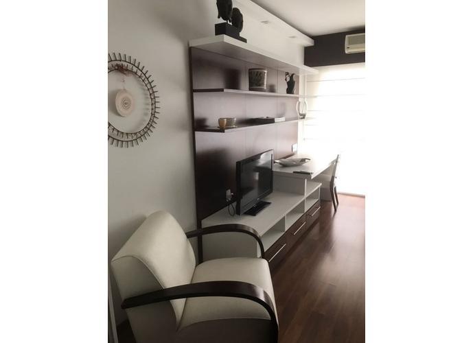 Flat em Paraíso/SP de 60m² 1 quartos a venda por R$ 750.000,00