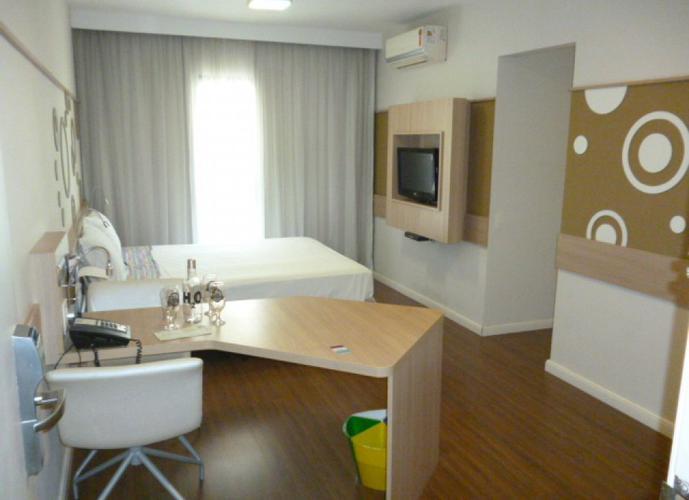 Flat em Cerqueira César/SP de 25m² 1 quartos para locação R$ 2.021,00/mes