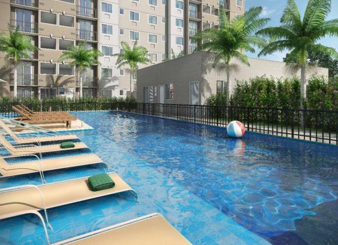 Apartamento em Engenho Novo/RJ de 50m² 2 quartos a venda por R$ 155.000,00