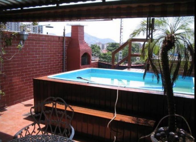 Cobertura em Méier/RJ de 128m² 2 quartos a venda por R$ 420.000,00