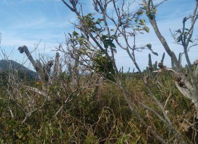 Terreno em Ferradura/RJ de 1400m² a venda por R$ 640.000,00