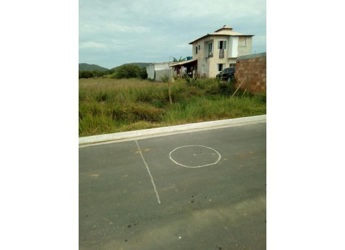 Terreno em Cem Braças/RJ de 540m² a venda por R$ 130.000,00