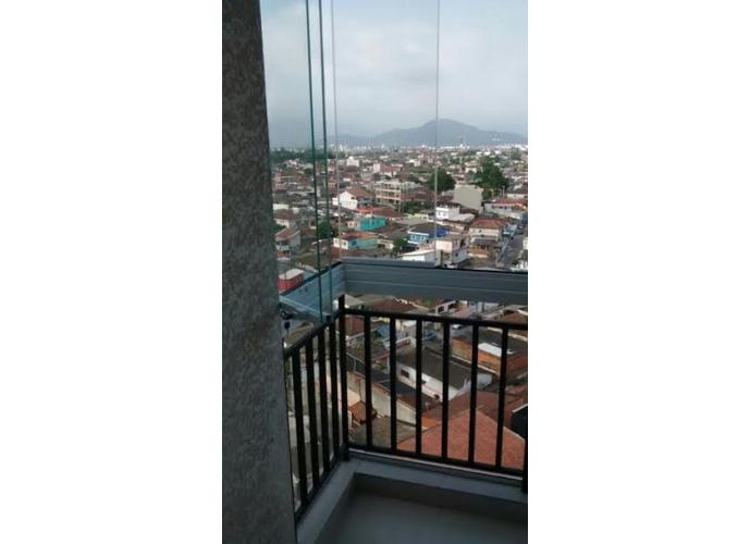 Apartamento em Areia Branca/SP de 62m² 2 quartos a venda por R$ 250.000,00