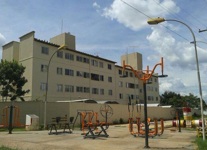 Apartamento em Sítios Santa Luzia/GO de 58m² 2 quartos a venda por R$ 104.990,00