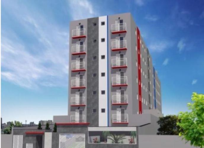 Pronto p/Morar Apto 2 dormitórios barato aceito carro de entrada - Vila Guarani - Mauá