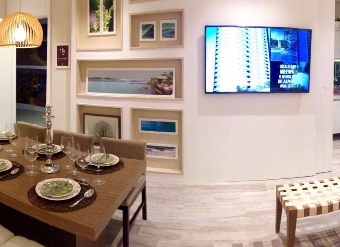 Apartamento em Alphaville/SP de 69m² 3 quartos a venda por R$ 298.597,00