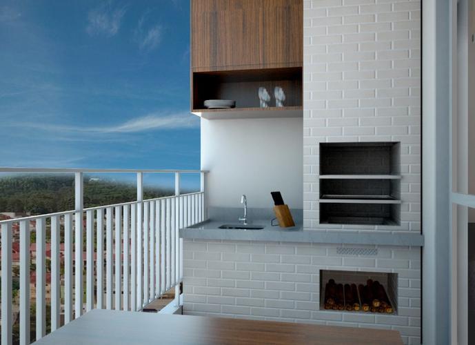 Apartamento em Região Central/SP de 57m² 2 quartos a venda por R$ 199.900,00
