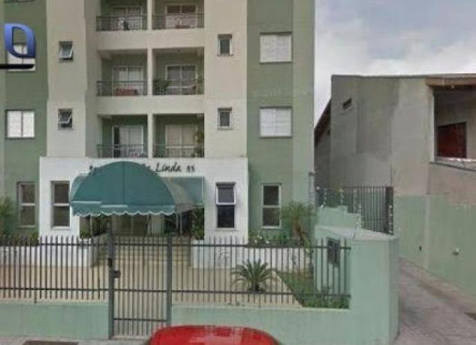 Apartamento em Loteamento Residencial Vista Linda/SP de 70m² 3 quartos para locação R$ 1.100,00/mes