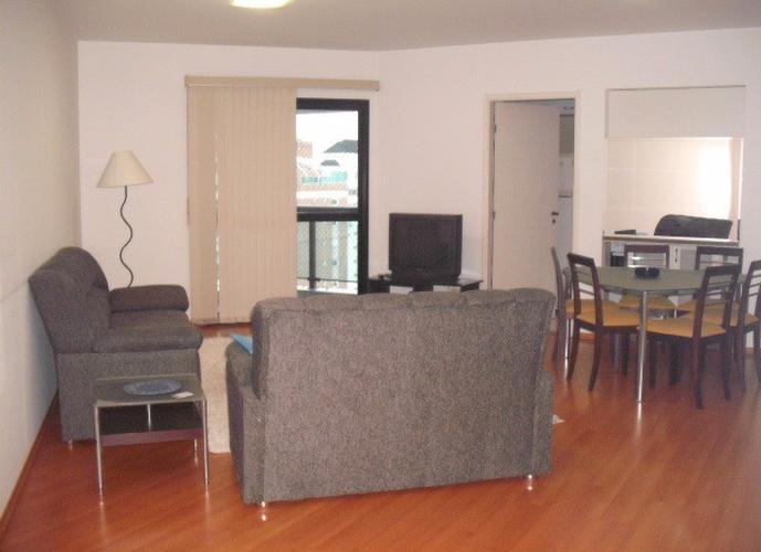 Flats para locação no bairro Paraiso, 3 dormitórios sendo 2 suites, 3 vagas