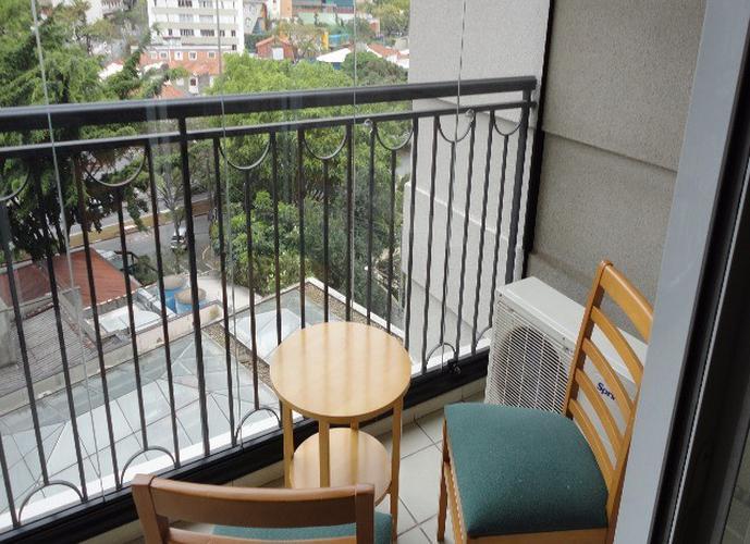 Flats para locação no bairro Vila Nova Conceição