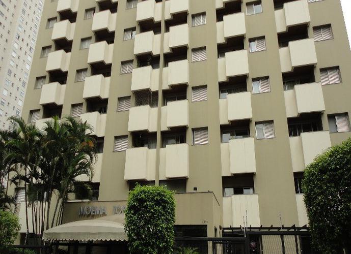 Flats para locação no bairro Moema, 1 dormitório, 1 vaga