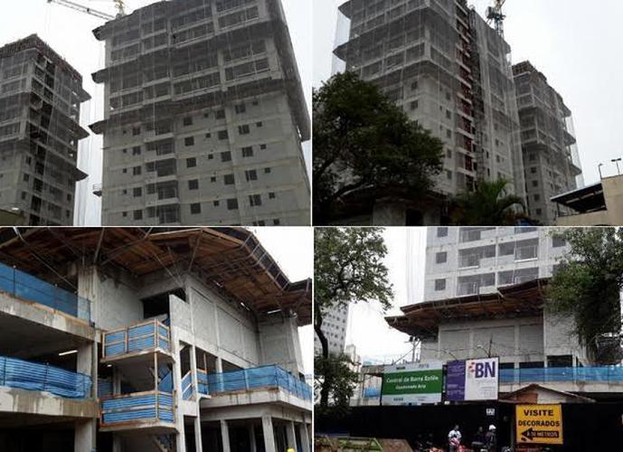 Apartamento em Barra Funda/SP de 49m² 2 quartos a venda por R$ 360.000,00