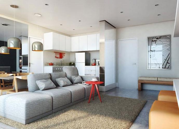 Loft em Real Parque/SP de 35m² 1 quartos a venda por R$ 240.000,00