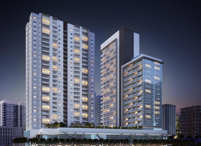 Apartamento em Macedo/SP de 29m² 1 quartos a venda por R$ 232.000,00