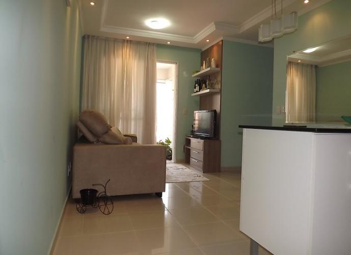 Apartamento 3 dormitórios (1 suíte) no condomínio Perfect Home.