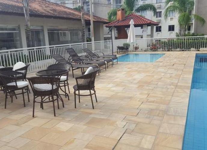 Apartamento em Campo Grande/RJ de 50m² 2 quartos a venda por R$ 240.000,00