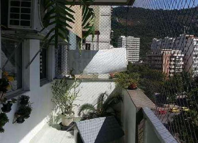 Apartamento em Humaitá/RJ de 145m² 3 quartos a venda por R$ 1.390.000,00