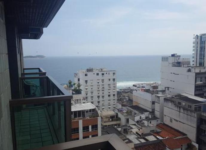 Flat residencial à venda, Ipanema, Rio de Janeiro.