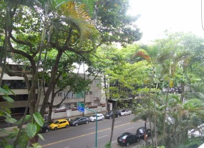 Apartamento residencial para venda e locação, Leblon, Rio de Janeiro.