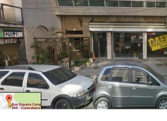 Loja em Copacabana/RJ de 152m² a venda por R$ 1.500.000,00