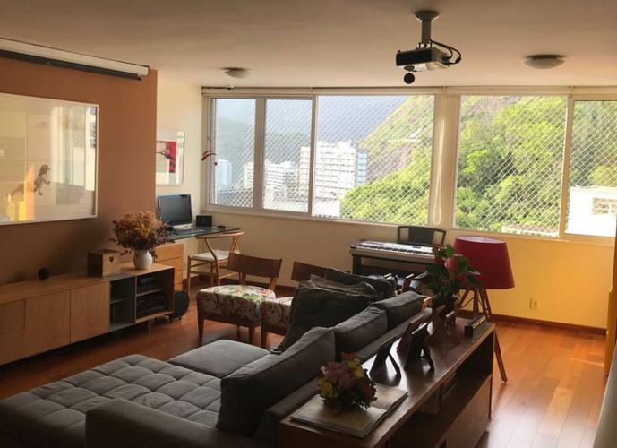 Apartamento em Lagoa/RJ de 100m² 3 quartos a venda por R$ 1.450.000,00