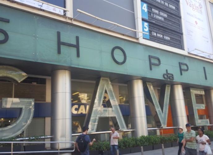 Loja para alugar no Shopping da Gávea,  Rio de Janeiro