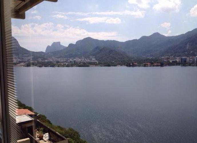 Apartamento em Lagoa/RJ de 150m² 4 quartos a venda por R$ 3.500.000,00