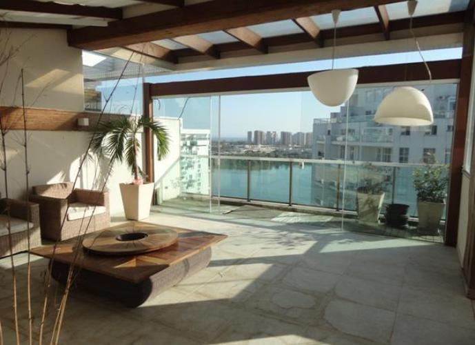 Apartamento em Barra da Tijuca/RJ de 300m² 3 quartos a venda por R$ 2.900.000,00