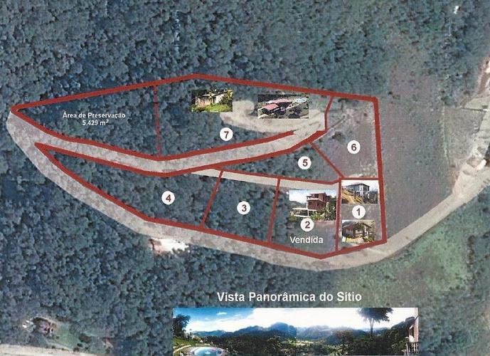 Terreno em Itaipava/RJ de 5394m² a venda por R$ 220.000,00