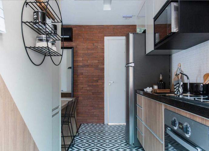 Apartamento em Parque Reboucas/SP de 42m² 2 quartos a venda por R$ 197.000,00