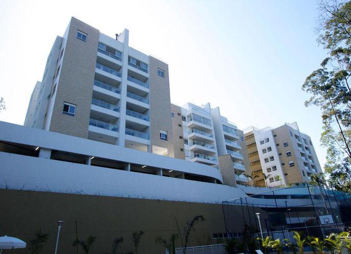 Apartamento residencial à venda, Queluz Vita, Cotia - AP2966.