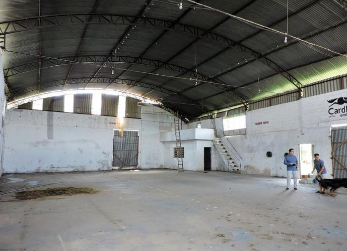 Galpão comercial à venda, Granja Viana, Jardim Colibri, Cotia - GA0105.