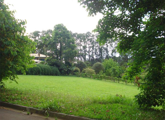 Terreno residencial à venda, Haras Guancan, Granja Viana.