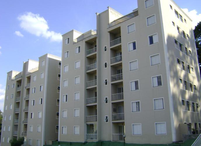 Apartamento residencial à venda, Resort da Granja, Cotia - AP3837.
