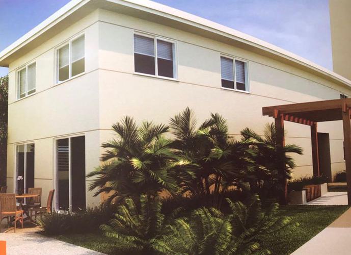 Apartamento residencial à venda, Granja Viana, Cotia - AP4164.