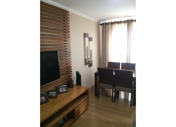 Apartamento residencial à venda, Jardim da Glória, Cotia - AP3996.