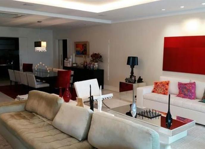 Apartamento em Barra da Tijuca/RJ de 292m² 4 quartos a venda por R$ 5.001.000,00
