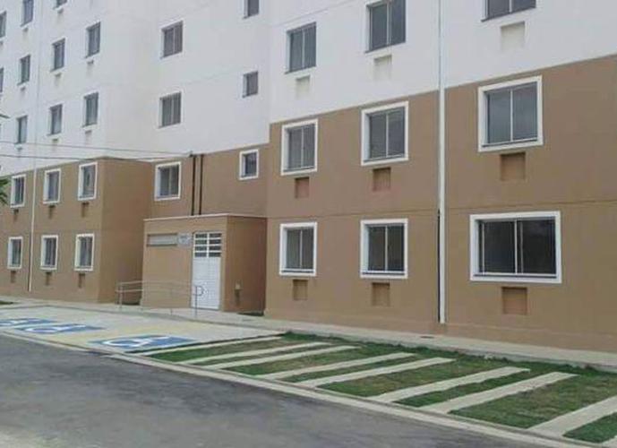 Apartamento 2 quartos , varanda e vaga em Nova Iguaçu. Financiamento Caixa.