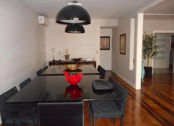 Apartamento em Copacabana/RJ de 292m² 4 quartos a venda por R$ 2.499.000,00