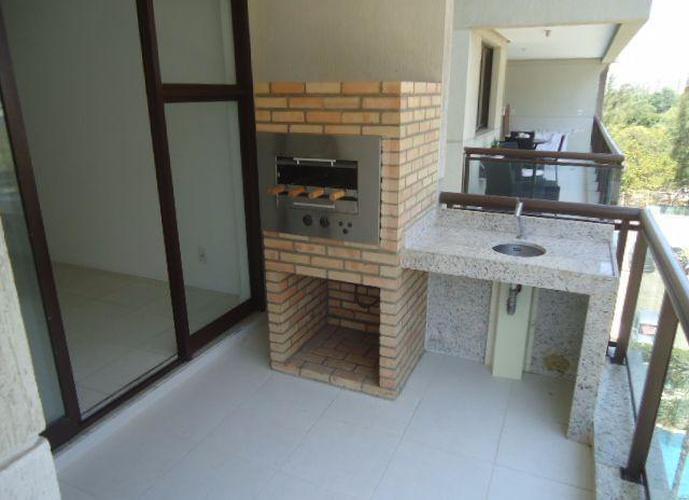 Apartamento em Recreio dos Bandeirantes/RJ de 78m² 3 quartos a venda por R$ 549.000,00