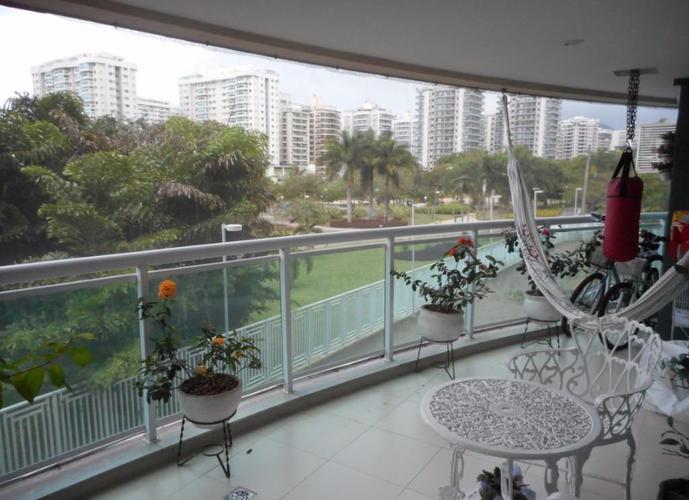 Apartamento em Jacarepaguá/RJ de 161m² 3 quartos a venda por R$ 1.449.000,00